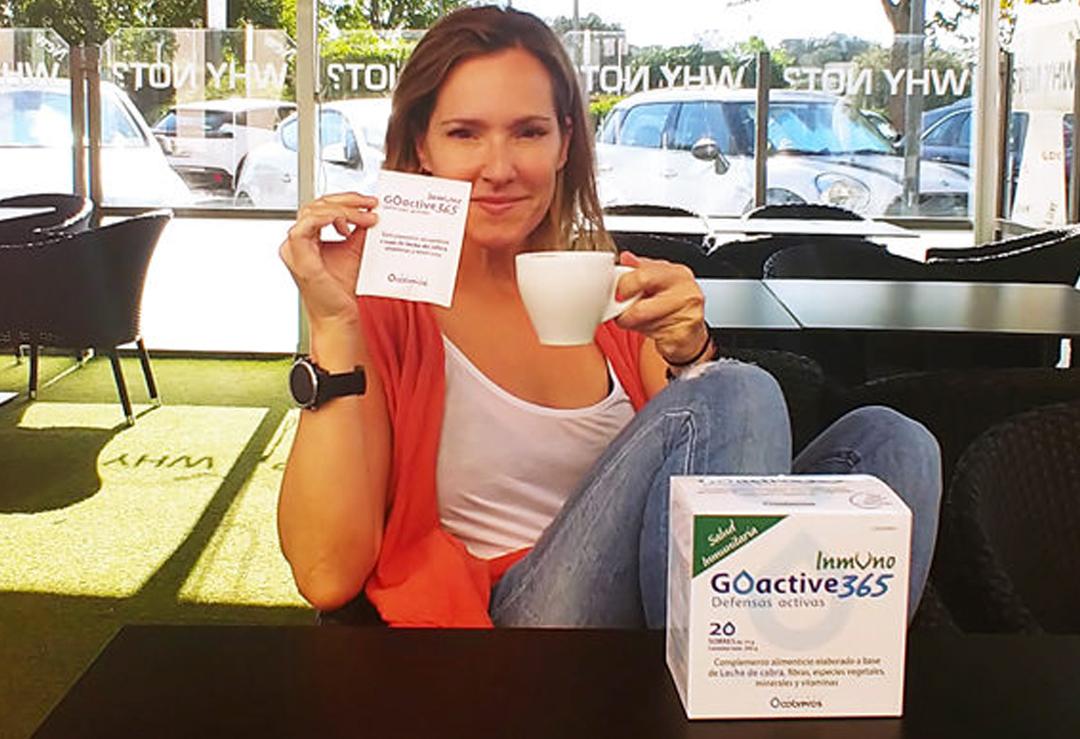Goactive 365 Inmuno y Cardio, mis aliados para un estilo de vida saludable